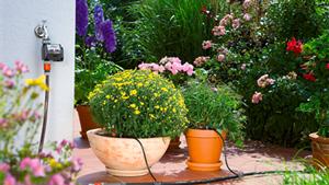 Gardena Vollautomatische Blumenkastenbewässerung (1407-20)