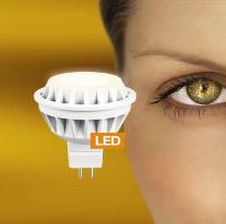 LEDON 5W LED GU5.3 MR16 25 Grad Abstrahlwinkel warm weiß (25000799)