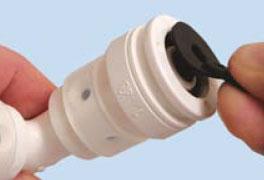 Marley AquaStec Endstopfen für Kupplung 26 mm (470856)