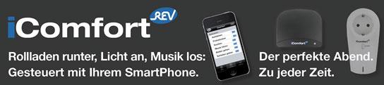 REV iComfort Außen-Funk-Schaltsteckdose (86090403)