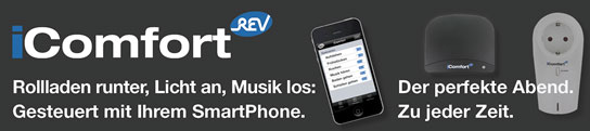 REV iComfort Fernbedienung (86420503)