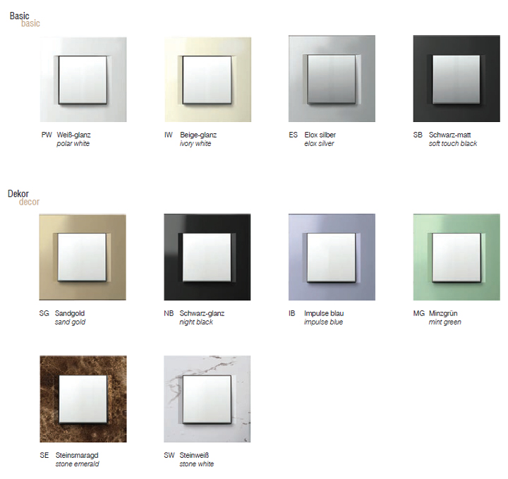 TEM Serie Modul Plus doppelter Aus-/Wechselschalter silber (CS63ESXO-D)