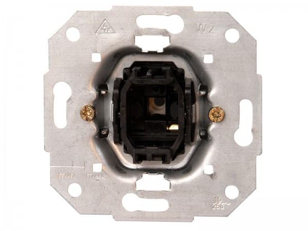 Sockel Universalschalter (Aus-/Wechsel) Sockel 10A, 250V~ Paris / HK05 / HK07