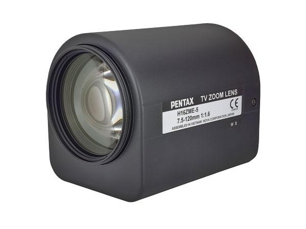 PENTAX CCTV Zoom-Objektiv 2-motorisch C60727WX - H16ZME-5F (WX)