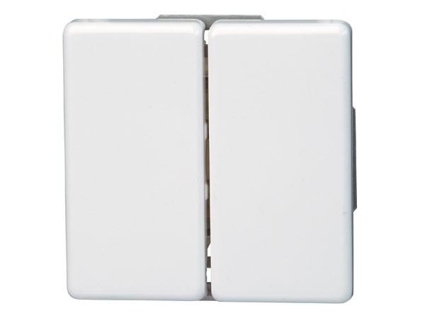 Serienschalter Serie Vision arktis-weiß Kopp (643502068)