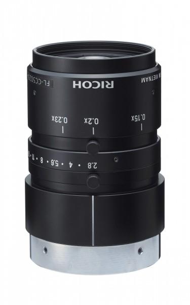 RICOH / PENTAX CCTV Objektiv Festbrennweite FL-CC5028A-5M035 - F2.8/50mm