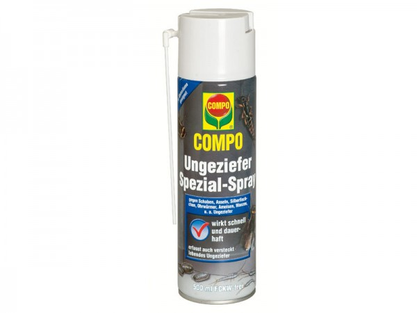 Compo Ungeziefer Spezial-Spray 500 ml (16740)