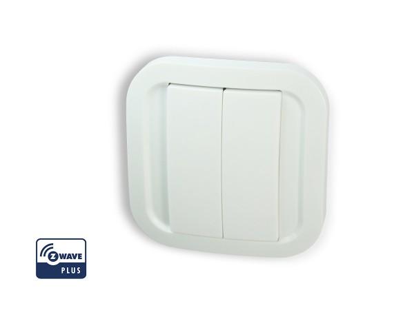 Z-Wave Plus Wandsender weiß (NODECWS3101 )
