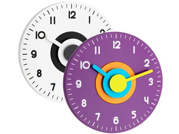 TFA 60.3015.11 Polo Design Wanduhr farbig