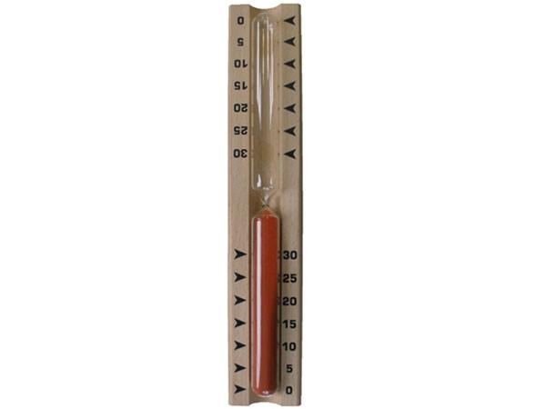 TFA 40.1046 Sauna-Sanduhr Buche bis 30 min