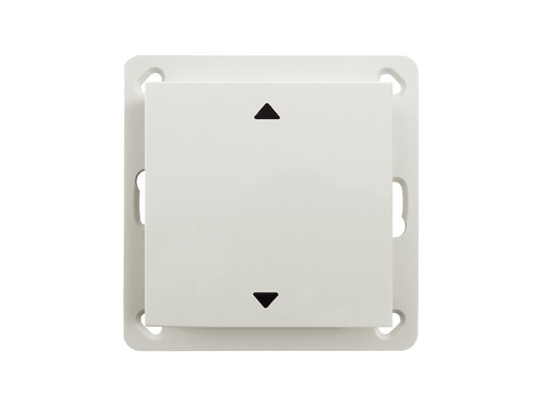Vestamatic VRS Switch 1-fach weiß (Art. Nr. 01820000)