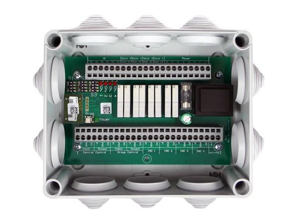 Vestamatic MC P4  Motorsteuerung mit Integriertem Funkmodul (Artikel-Nr.01077414)