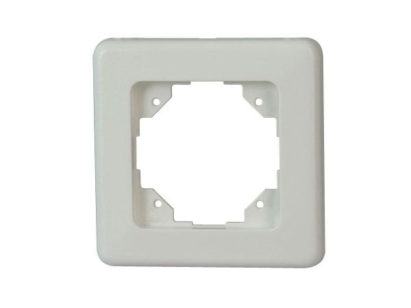Abdeckrahmen 1-fach Serie Europa arktis-weiß Kopp (303113067)
