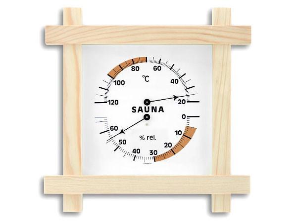 TFA 40.1008 Sauna-Thermo-Hygrometer