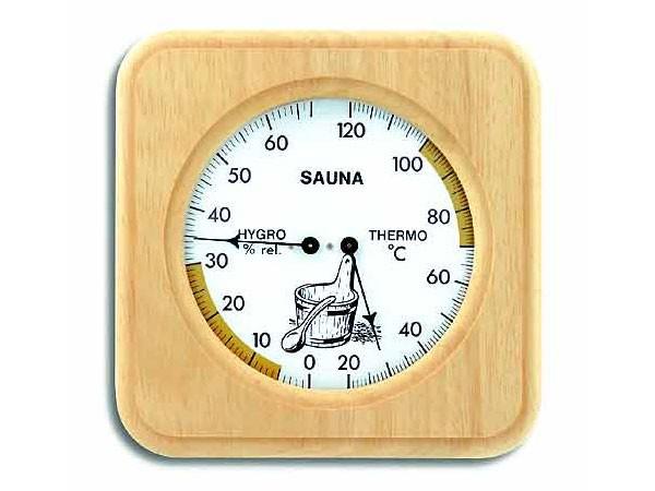 TFA 40.1007 Sauna-Thermo-Hygrometer