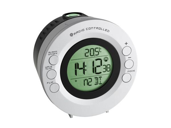 TFA 60.5000 Funk-Projektionsuhr mit Temperatur
