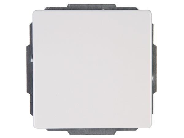 Universalschalter (Aus- und Wechselschalter) rein-weiß Serie Venedig - Kopp (600629085)