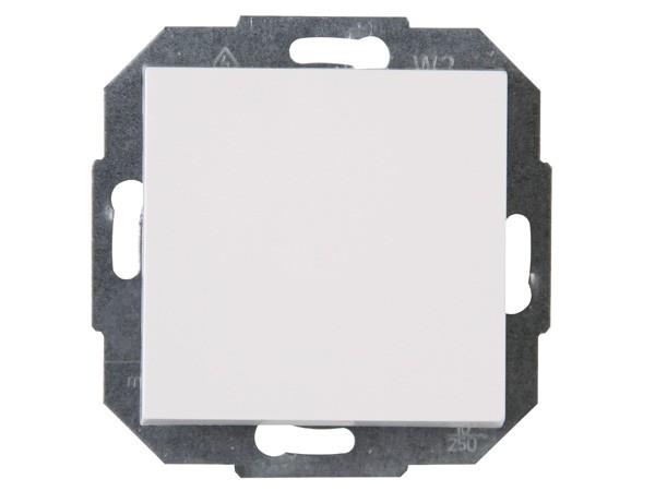 Kreuzschalter rein-weiß Serie Athenis - Kopp (587729088)
