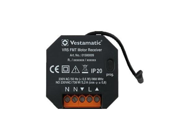 Vestamatic VRS FMT Motor Receiver für 1 Antrieb (Art. Nr. 01580009)