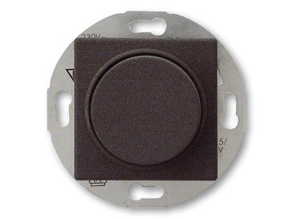 REV Ritter Düwi Arcada Helligkeitsregler NV 20-300 W (VA), samtgrau (38313)