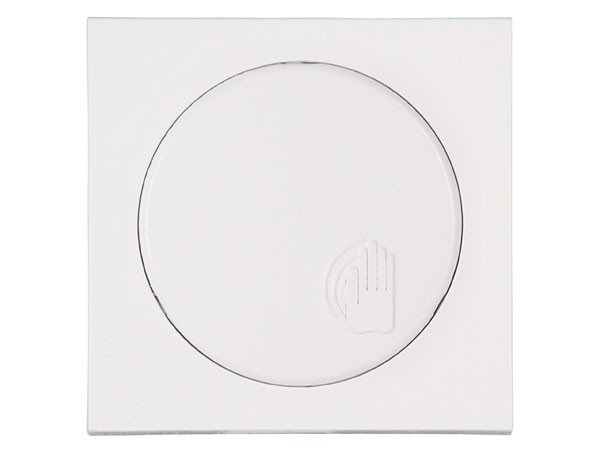 Abdeckung für Sensor-Dimmer Objekt HK 07 rein-weiß Kopp (490829002)