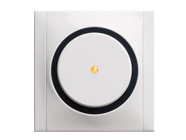 Kontroll-Wechselschalter weiß/grau Serie Ascoli - REV-Ritter (00924104)