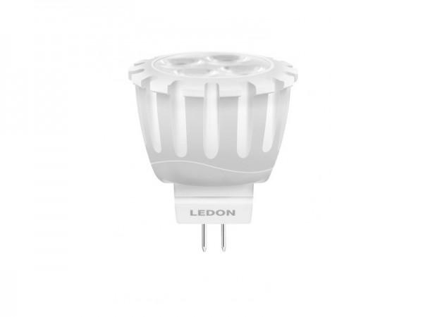 LEDON 4W LED GU4 MR11 30 Grad Abstrahlwinkel warm weiß (29001055)