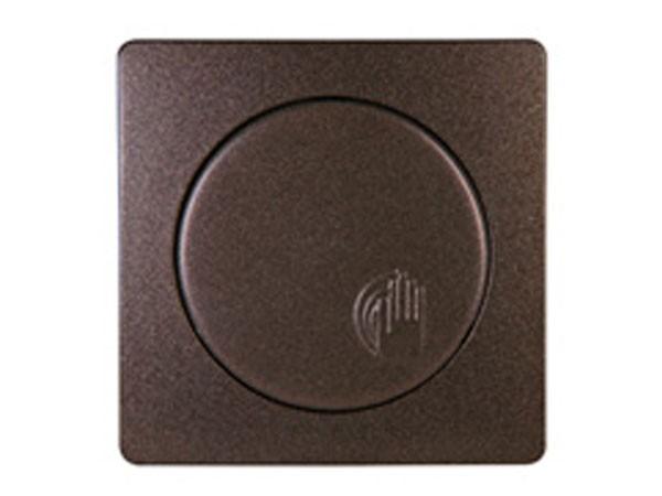Abdeckung für Sensor-Dimmer DIMMAT Serie Paris palisander-braun - Kopp (315426182)