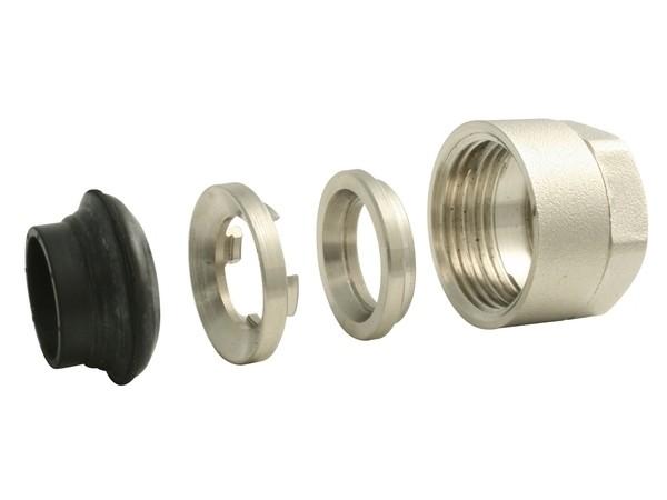 Marley DreMa Euro-Adapter für 15mm Kupferrohr (Nr.24)