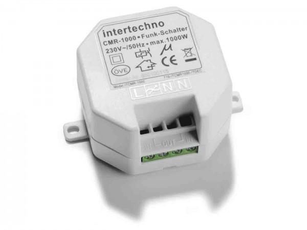 Intertechno CMR-1000 Funkempfänger