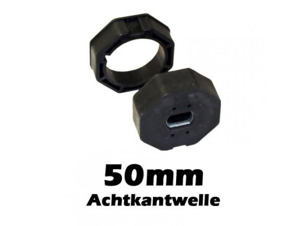 Jarolift SL45 Motoradapter für 50 mm Achtkantwelle