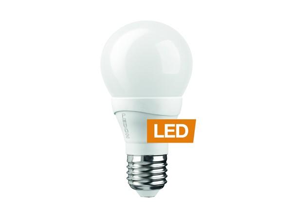 LEDON 7W LED E27 A60 warm weiß (28000164)