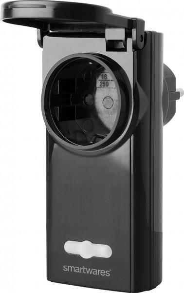 Smartwares Außenfunkstecker (SH5-RPS-36B)