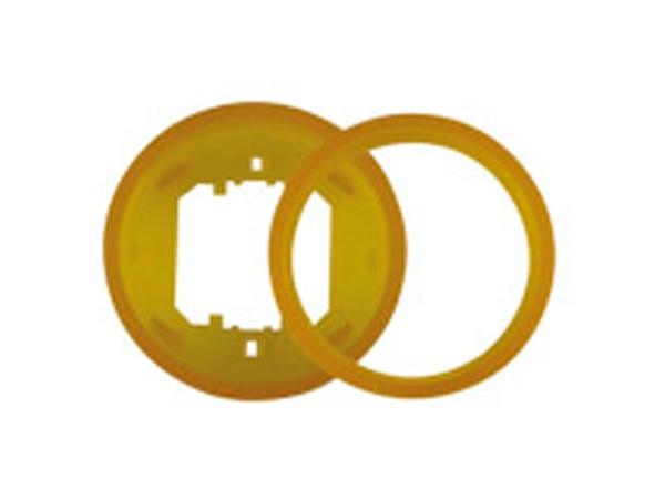 Farbringe 2+2 orange Serie Ascoli - REV-Ritter (00924918)