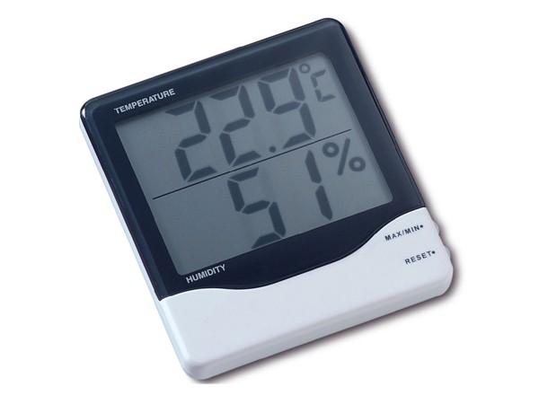 TFA 30.5002 Elektronisches Thermo-Hygrometer