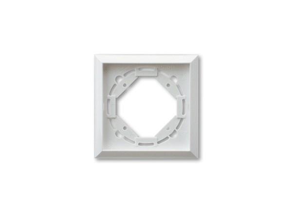 REV Ritter Düwi TerraLuxe 1-fach Rahmen, weiß (01263)