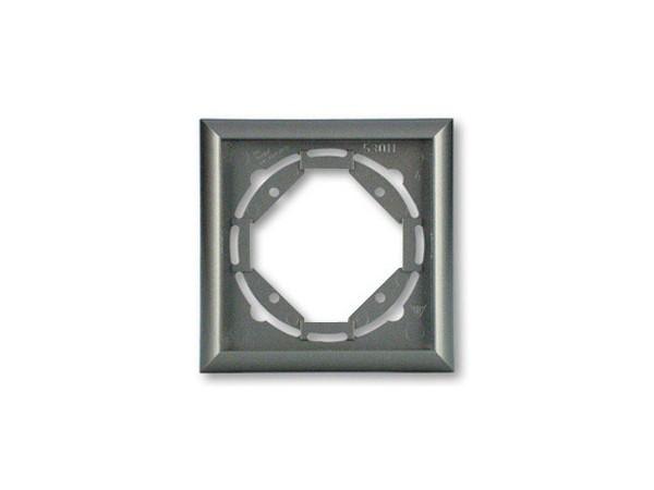 REV Ritter Düwi TerraLuxe 1-fach Rahmen, titan (01266)