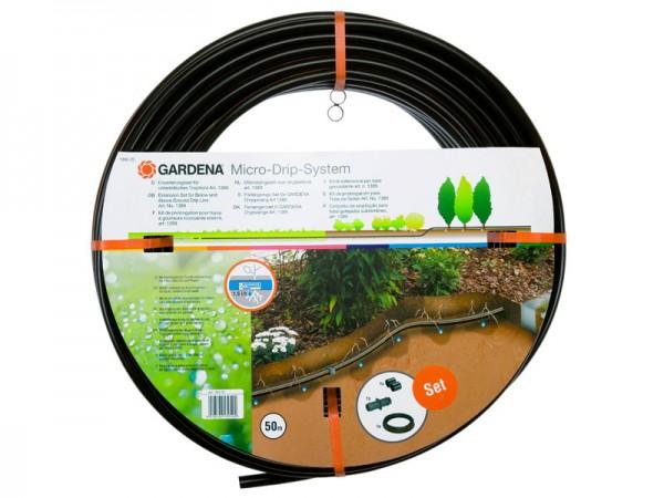 Gardena Micro-Drip-System Tropfrohr unterirdisch 13,7 mm, 50 m (1395-20)