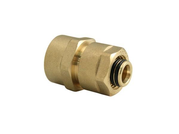 Marley DreMa Compact Kupplung 3/4 Zoll IG x 20 mm Anschluss (Nr.203)