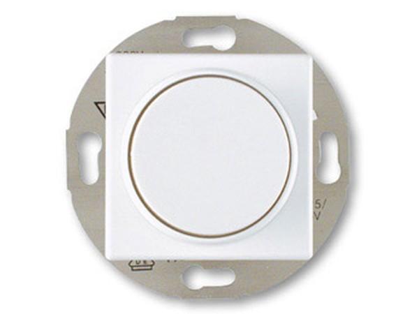 REV Ritter Düwi Trend Helligkeitsregler 20-500 W (VA), brillantweiß (41300)