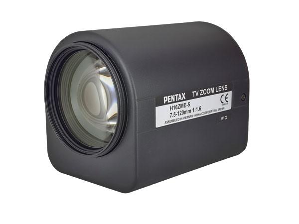 PENTAX CCTV Zoom-Objektiv 2-motorisch C60728HK - H16ZMED-5P (HK)