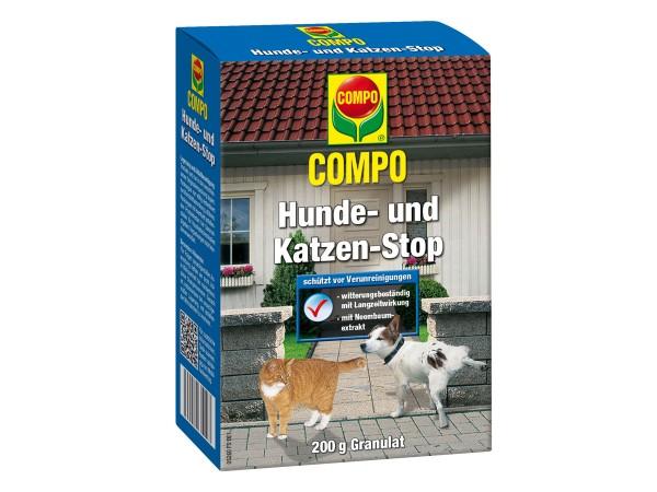 Compo Hunde- und Katzen-Stop 200g (20526)
