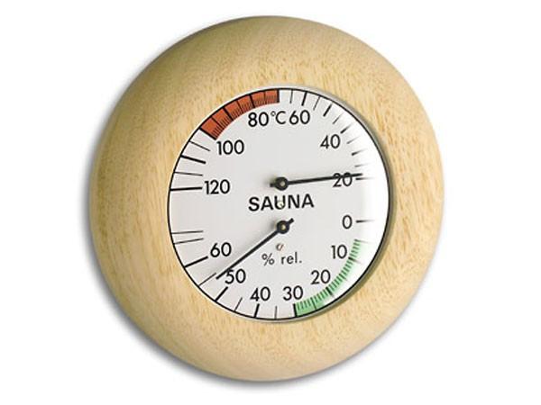 TFA 40.1028 Sauna-Thermo-Hygrometer rund