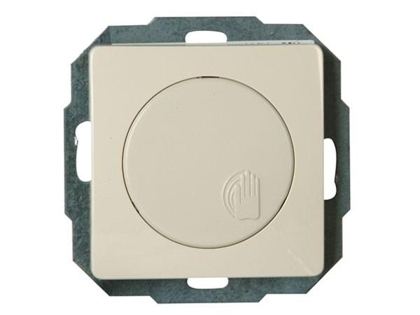 Sensor-Dimmer DIMMAT Phasenanschnitt Serie Paris creme-weiß - Kopp (803601082)