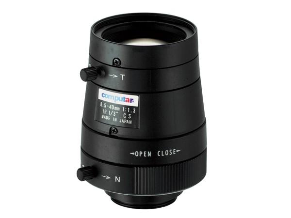 Computar T5Z8513CS-IR Infrarot-Vario-Objektiv mit manueller Blende