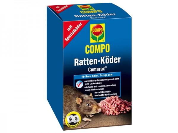 Compo Ratten-Köder Cumarax 500g (21536)