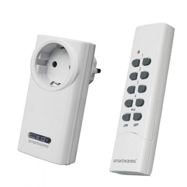 Smartwares Schalter/Dimmer Set (SH5-RPD-02A-SET1)