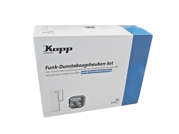 Funk Abluftsteuerung 868,3 MHz, Einbau (827102024)
