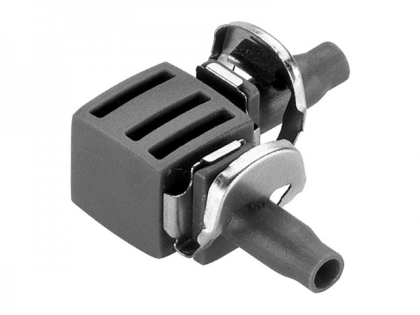 Gardena Micro-Drip-System L-Stück 4,6 mm 10 Stück (8381-20)