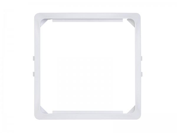 Zwischenrahmen 50 x 50 mm Serie Paris / Objekt HK 05 arktis-weiß - Kopp (335702008)